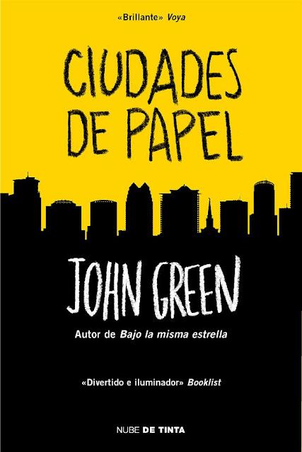 Ciudades de papel | John Green