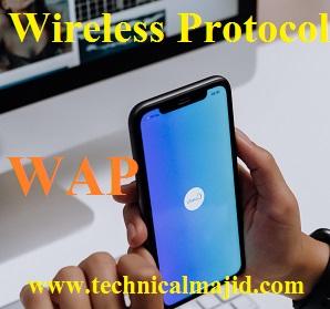वायरलेस एप्लीकेशन प्रोटोकॉल - वैप ( WirelessApplication Protocol - WAP )