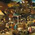 Ο πίνακας ηλικίας 450 χρόνων που περιέχει πάνω από 100 παροιμίες που χρησιμοποιούμε ακόμη και σήμερα