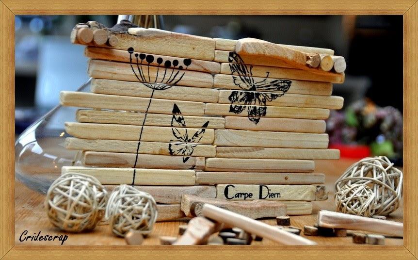 travailler le bois flott ambiance maison pour les oiseaux. Black Bedroom Furniture Sets. Home Design Ideas
