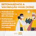 IBICARAÍ RETOMA HOJE (31/05) A VACINAÇÃO CONTRA O CORONAVÍRUS