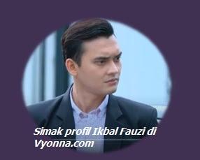 Profil Ikbal Fauzi Pemeran Rendy Di Ikatan Cinta Yang Mencuri Hati Vyonna