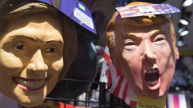 US Election 2016: Asia markets jolted by vote results