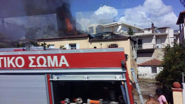 Προκαλεί τον θαυμασμό η αυταπάρνηση των πυροσβεστών από το Άργος στη πληγωμένη από τις καταστροφές Μεσσηνία