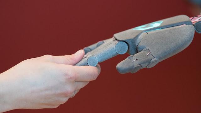 braço robótico