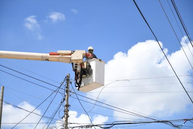Mantenimiento de redes en sectores de Barranquilla y zona costera del Atlántico