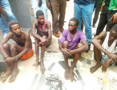 Police arrest kidnappers of Rev father, Kogi chief