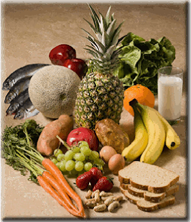 Nutrition is best balanced by eating the right amounts of a large variety of foods