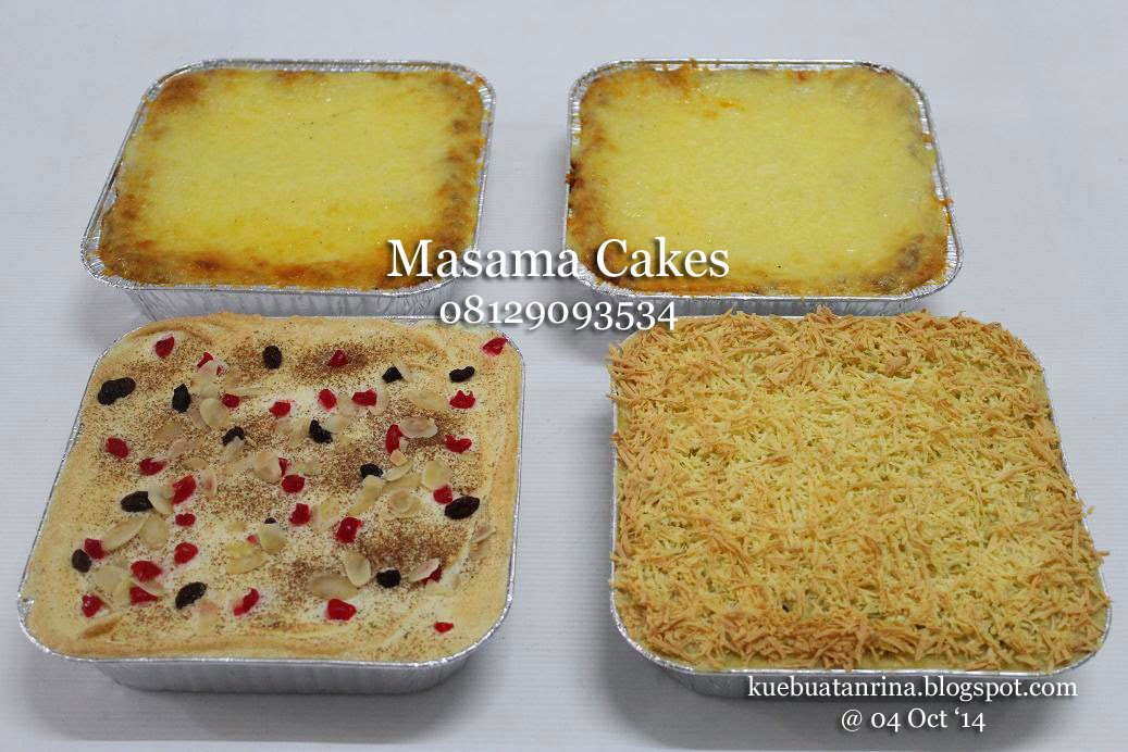 Masama Cakes: Lasagna, Macaroni Schootel and Klapertaart