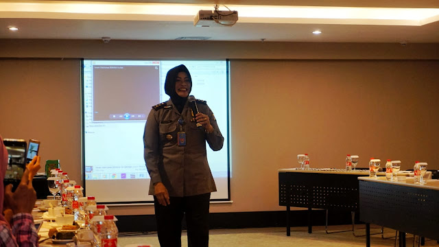 Siti Alfiah, Kepala BNN Kab Sleman