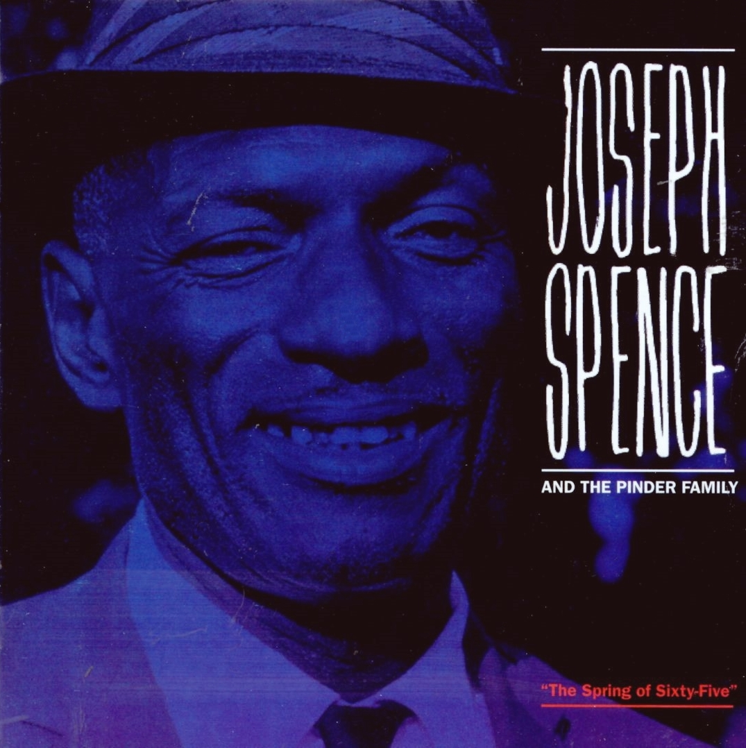 The interplay of the voices and spence s guitar is unlike anything i ve heard in american gospel music or anywhere else devotees of real folk music will