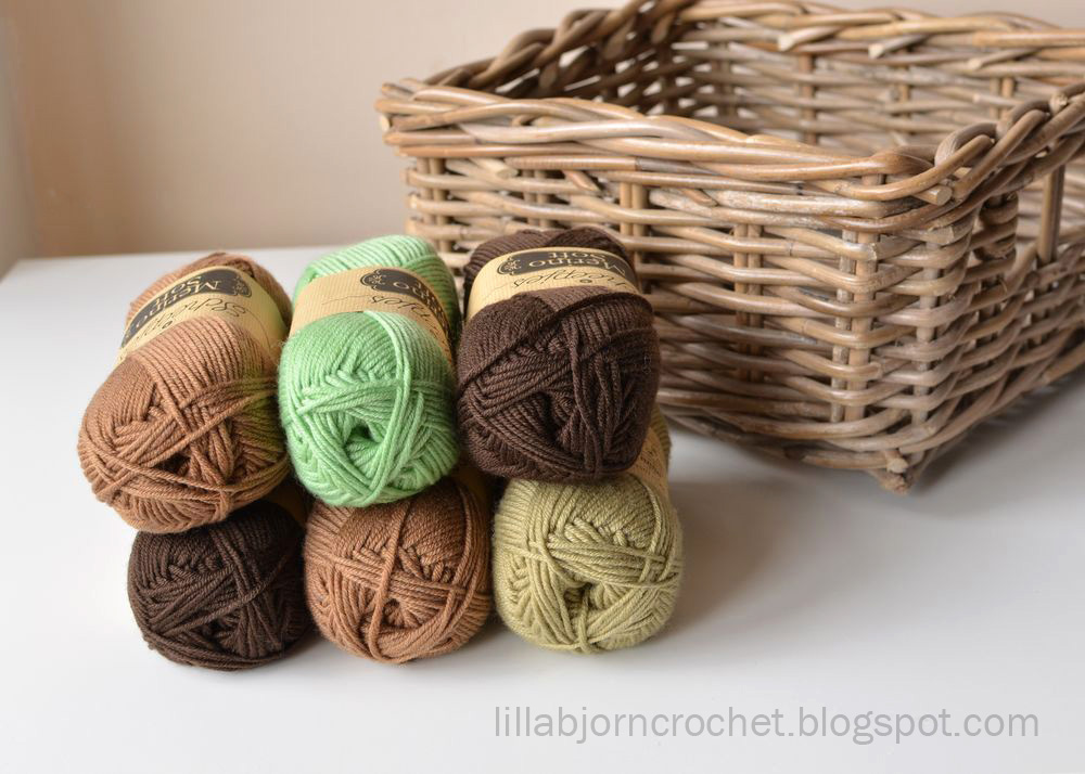 Merino Soft by Scheepjes - yarn review by LillaBjornCrochet