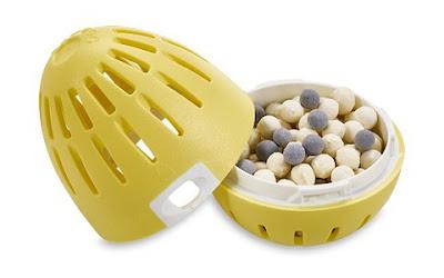 Sản phẩm Trứng giặt Tại GiatlaQAP.com có chứa những hạt làm sạch theo công thức khoa học và đã được cấp bằng sáng chế