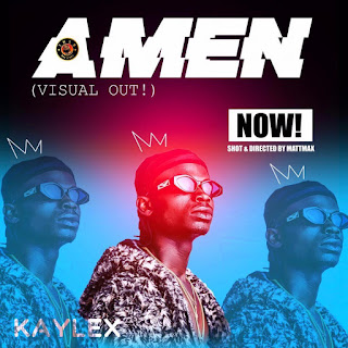 VIDEO: Kaylex - Amen