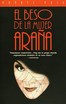 El beso de la mujer araña, Manuel Puig, portada