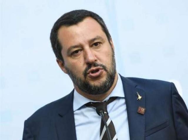 Επίθεση Σαλβίνι σε Ρ. Γκιρ: Να πάρει τους μετανάστες στη βίλα του