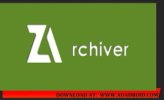 ZArchiver V0.9.2 Apk