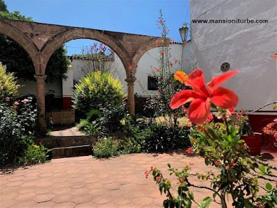 The House of the Eleven Patios in Pátzcuaro
