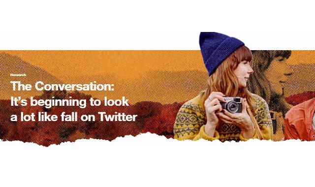 Twitter notices increased optimism via tweets