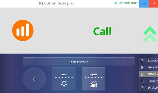 Iq Option Power Boss Pro Robot Signal Am Trading Tips