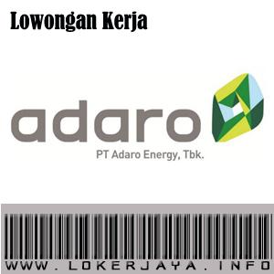 Lowongan Kerja Adaro Group - Banjarmasin 2017