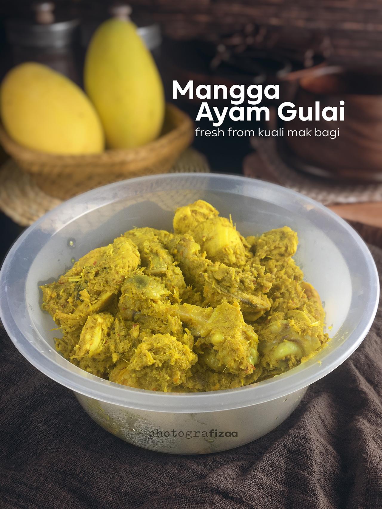 Gulai Ayam Fresh From Kuali Mak