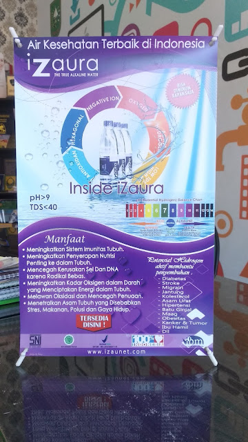 Mini Banner iZaura