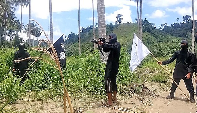 Paolo Duterte: Davao under threat from terror group ISIS
