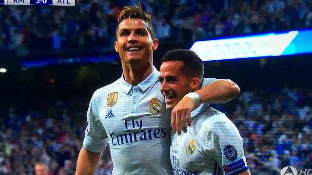 Hattrick de Ronaldo al Atlético de Madrid en Champions League - Rumbo a Cardiff a por la 12ª - Real Madrid - Atlético de Madrid - Champions League - Copa de Europa - Cardiff - el troblogdita - Social Media & SEO