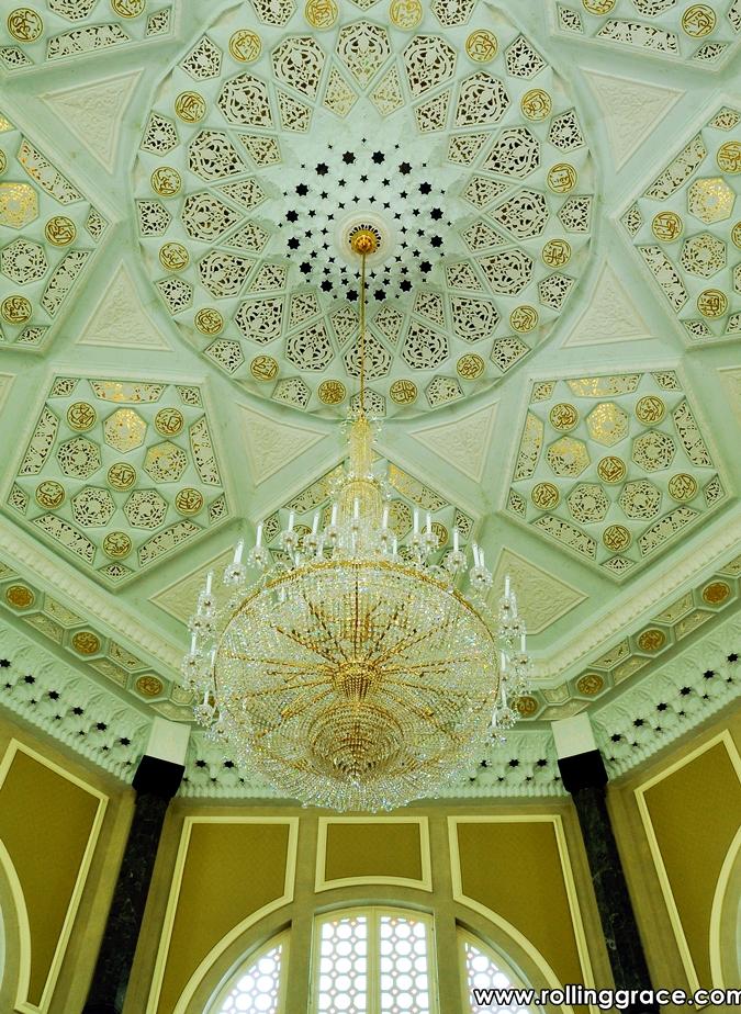 Ubudiah Mosque, Perak