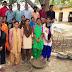गौशाला में चलाया स्वच्छता अभियान