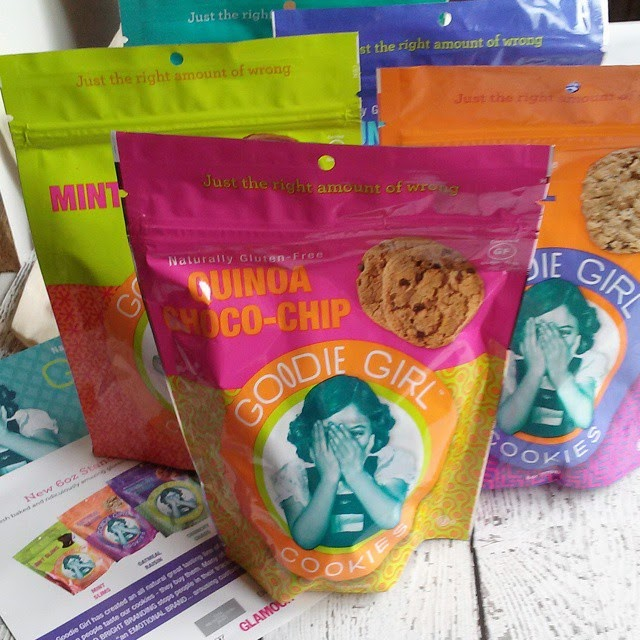 Goodie Girl Gluten Free Cookies