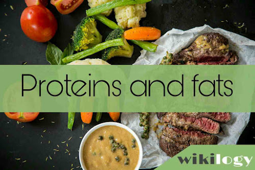 Proteins and Fats