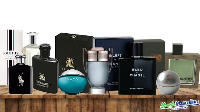 10  Melhores Perfumes Importados Masculinos