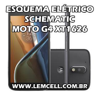 Esquema Elétrico Smartphone Celular Motorola Moto G4 XT1626 Service Manual schematic Diagram Cell Phone Smartphone Motorola Moto G4 XT1626 Esquema Eléctrico Smartphone Celular Motorola Moto G4 XT1626 Manual de servicio