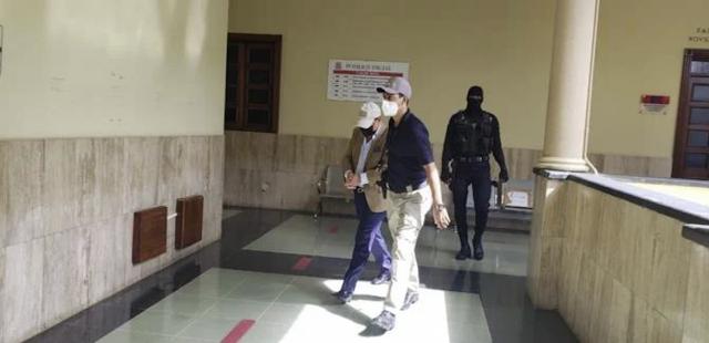 EL RUN RUN SON LOS APRESAMIENTOS DE EXFUNCIONARIOS DEL GOBIERNO DE DANILO MEDINA; TRASLADAN A ALEXIS MEDINA SANCHEZ
