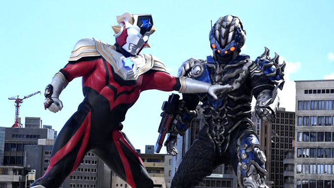 Ultraman Taiga Episode 6 Subtitle Indonesia