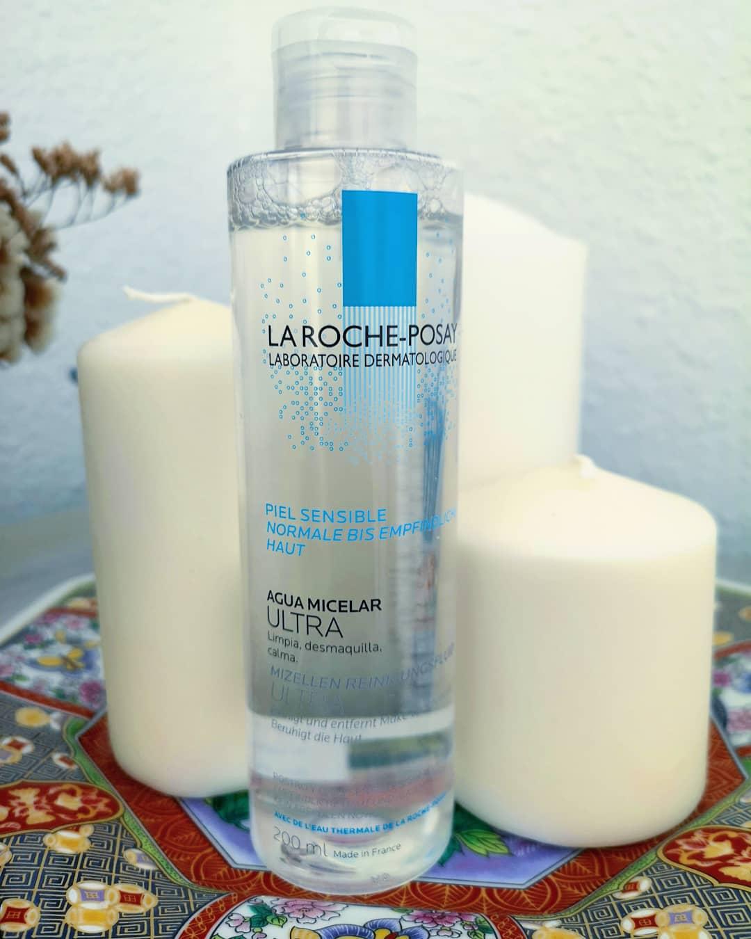 Agua Micelar ULTRA pieles sensibles
