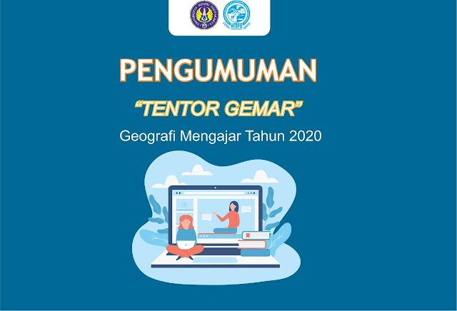 TENTOR GEMAR 2020