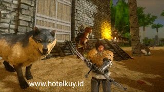 download game ark survival evolved android
