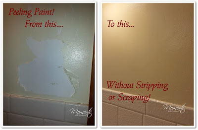 Peeling Paint Solution