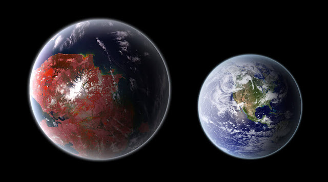 5 Planet di alam semesta ini di prediksi ada kehidupan