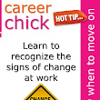 Career Chick Chat: A crucial career skill is to keep across what's going on...