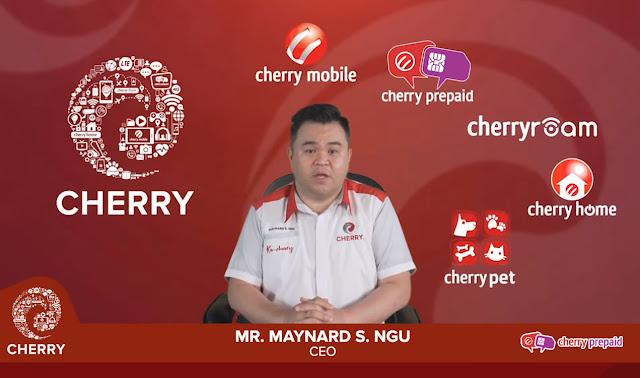 One Cherry One Ecosystem, Maynard Ngu