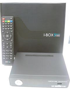 Colocar CS  Atualização I BOX SKY HD S1000 13/12/2013 comprar cs