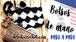 Neceser crochet paso a paso | Dos modelos con patrones