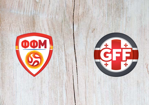 North Macedonia vs Georgia -Highlights 14 October 2020