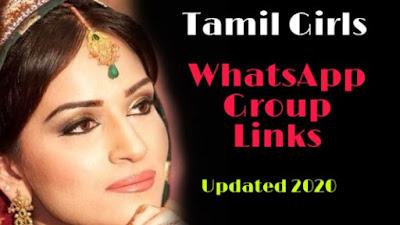 Tamil Girls Whatsapp Group Links