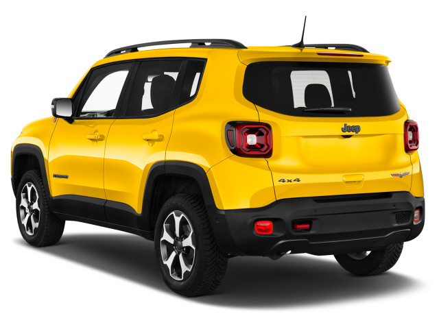 2020 Jeep Renegade Review