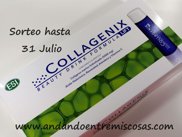 Sorteo Collagenix Con Trepat Diet